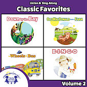 Listen And Sing-Along - Classic Favorites by Kim Mitzo Thompson