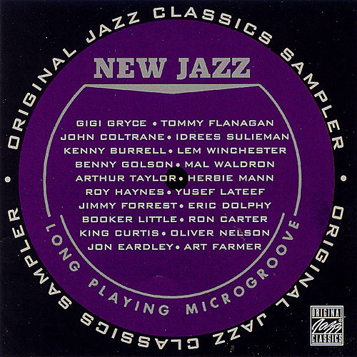Play & Download The New Jazz Sampler by Various Artists | Napster