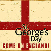 St George's Day - Come On England by Studio Artist