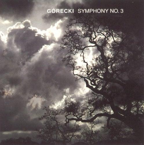 Symphony No. 3 by Henryk Mikolaj Gorecki