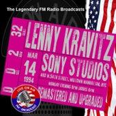 Legendary FM Broadcasts - Sony Studios Midtown Manhattan NYC 14th March 1994 von Lenny Kravitz