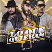 Lo Que Quieras (feat. Aro Sanchez & Dantes El Alquimista) by Arjay