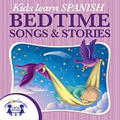 Kids Learn Spanish Bedtime Songs And Stories de Kim Mitzo Thompson