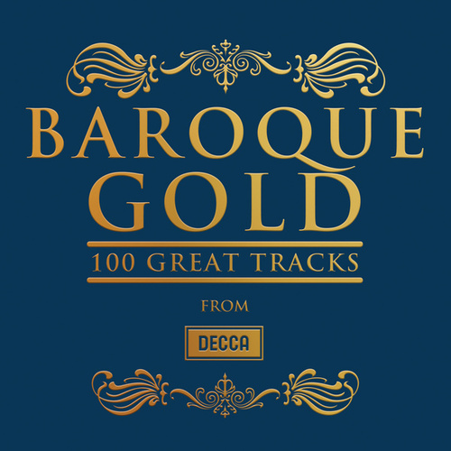 Baroque Gold - 100 Great Tracks by Various Artists