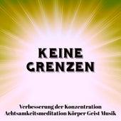 Keine Grenzen - Verbesserung der Konzentration Achtsamkeitsmeditation Körper Geist Musik mit Natur Instrumental New Age Geräusche by Various Artists