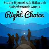 Right Choice - Studie Hjernekraft Hälsa Och Välbefinnande Musik med Instrumental New Age Natur Ljud by Asian Music Academy