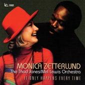 The Thad Jones/mel Lews Orchestra by Monica Zetterlund