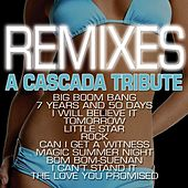 Remixes A Cascada Tribute von Various Artists