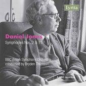 Jones: Symphonies Nos. 2 & 11 by Bryden Thomson