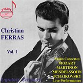 Christian Ferras, Vol. 1 (Live) by Christian Ferras