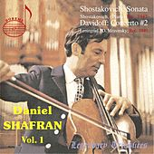 Daniel Shafran, Vol. 1: Shostakovich & Davidov by Daniel Shafran