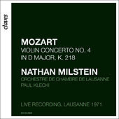 Play & Download Nathan Milstein - Mozart 4 by Nathan Milstein | Napster