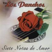 Siete Notas De Amor by Trío Los Panchos