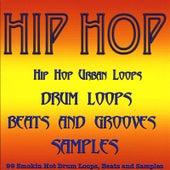 Play & Download Hip Hop R&B Drum Loops by 99 Smokin Hot Drum Loops | Napster