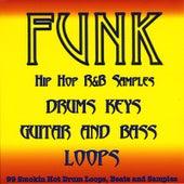 Play & Download Funk Pop Drum Loops, Guitar, Bass and Keyboard Samples by 99 Smokin Hot Drum Loops | Napster