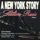 A New York Story by Hilton Ruiz