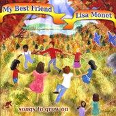 My Best Friend by Lisa Monet