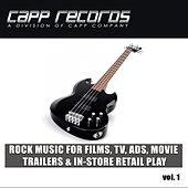 CAPP Records, Corporate Rock, Vol. 1 by Various Artists