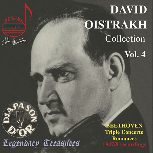 Play & Download David Oistrakh Collection Vol. 4 by David Oistrakh | Napster