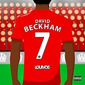 David Beckham van LouiVos