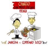 Chinito Con Pelo Osculo (Remix) [feat. Coreano Loco] by Jamsha