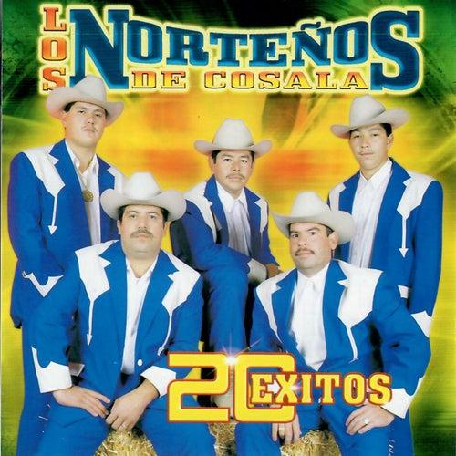 20 Exitos by Los Norteños De Cosala
