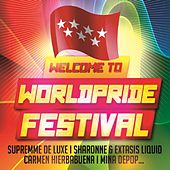 Welcome to Worldpride Festival de Various Artists