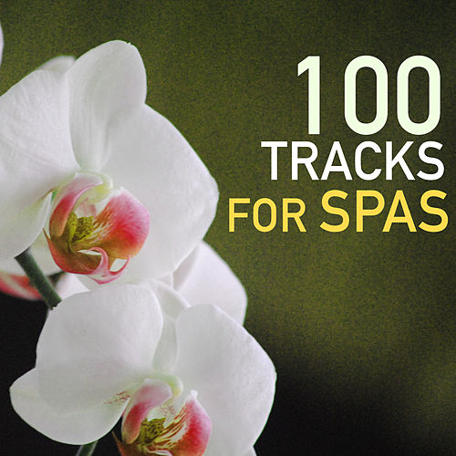 100 Tracks for Spas - Deep Rest & Regeneration Songs, Isochronic Healing Frequencies by Spa Music Masters