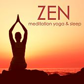 Pure Zen Music - Healing Music with Harp, Nature Sounds, Tibetan Bowls and Flute for Deep Meditation, Yoga, Sleep, Sound Therapy, Natural Stress Relief, Relaxation, Meditation, Massage, Spa, Baby Rock, Inner Peace and Wellness by Zen Music Garden
