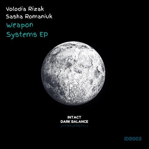 Weapon Systems EP by Sasha Romaniuk Volodia Rizak