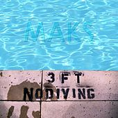 3ft No Diving de Maks