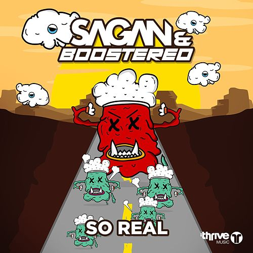 So Real by Boostereo