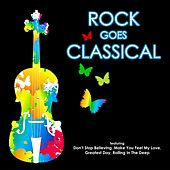 Rock Goes Classical by Various Artists