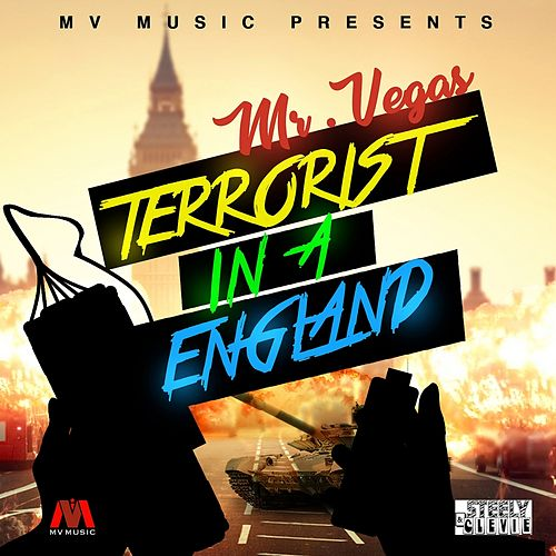 Terrorist In A England - Single by Mr. Vegas