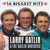 16 Biggest Hits by Larry Gatlin