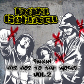 Balkan Hip Hop to the World, Vol. 2 by Don Goliath