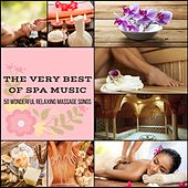 The Very Best of Spa Music - 50 Wonderful Relaxing Massage Songs for Sound Therapy and Tranquility Spa by Pure Massage Music