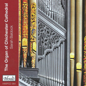 The Organ of Chichester Cathedral by Sarah Baldock