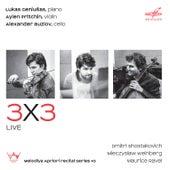3x3 (Live) by Alexander Buzlov