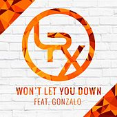 Won't Let You Down (feat. Gonzalo) by Lrx
