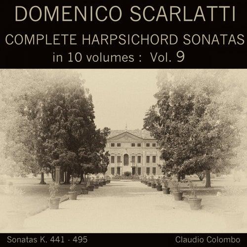 Domenico Scarlatti: Complete Harpsichord Sonatas in 10 volumes, Vol. 9 by Claudio Colombo