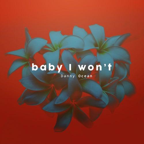 Baby I Won't de Danny Ocean
