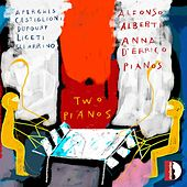 Two Pianos by Alfonso Alberti
