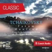 Pyotr Ilyich Tchaikovsky: Fatum / Manfred by Prague Radio Symphony Orchestra