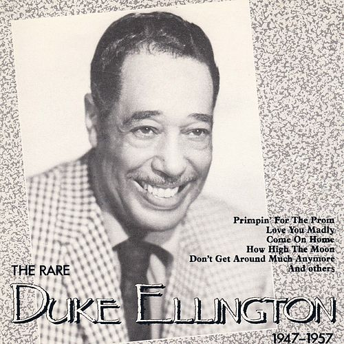 The Rare Duke Ellington von Duke Ellington