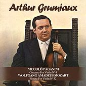 Niccolò Paganini: Concerto For Violin Nº 4 / Wolfgang Amadeus Mozart: Sonata For Violin Nº 32 by Various Artists