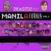 Manilafornia 2: Next Generation by DJ Ste3lo