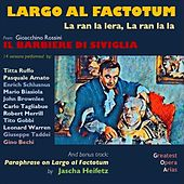 Largo al Factotum (15 versions performed by:) by Various Artists