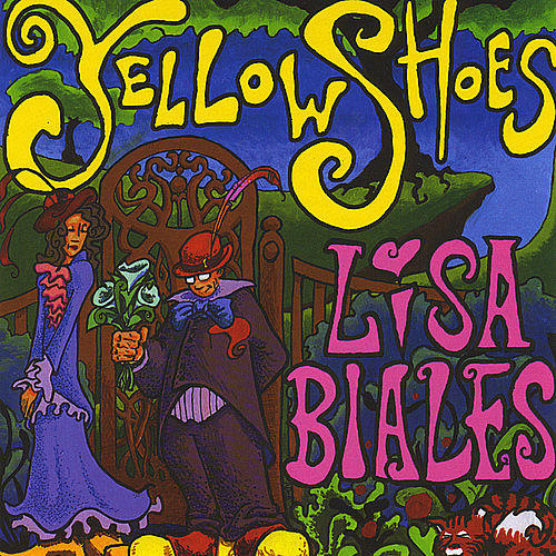 Yellow Shoes by Lisa Biales