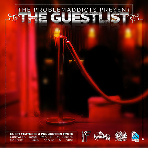 Play & Download The Problemaddicts Present: The Guestlist by Various Artists | Napster
